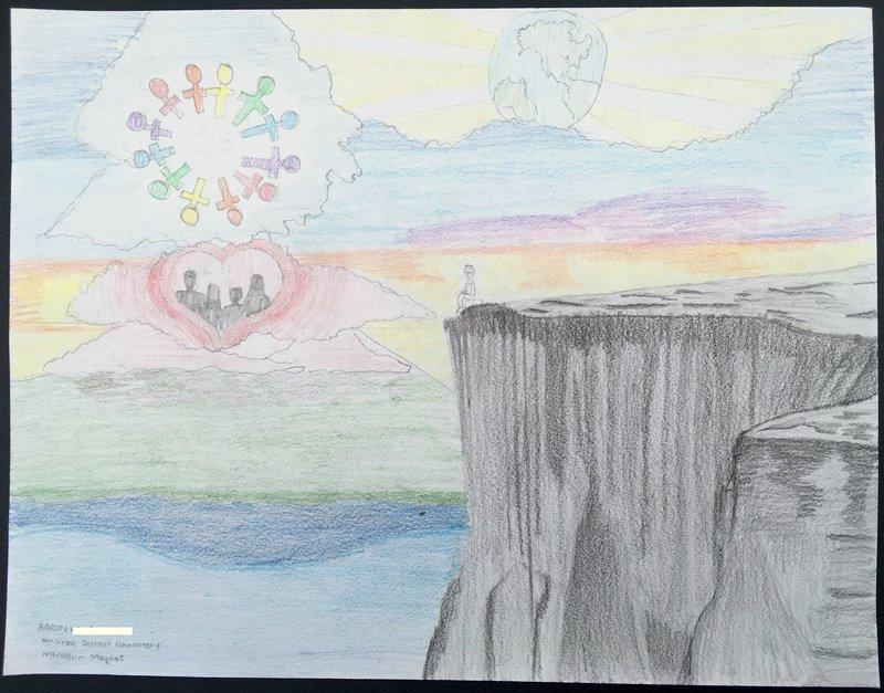 Alarycia's Art Work